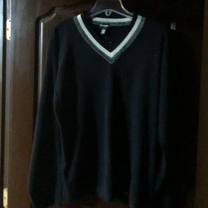 Reunion men's v-neck Sweater